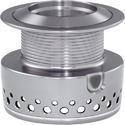 Wire of aluminium alloys, with a maximum cross-sectional dimension of > 7 mm