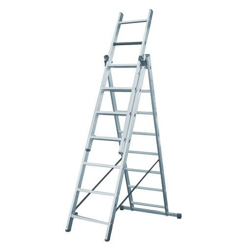 Aluminium Wall Supporting Extension Ladders