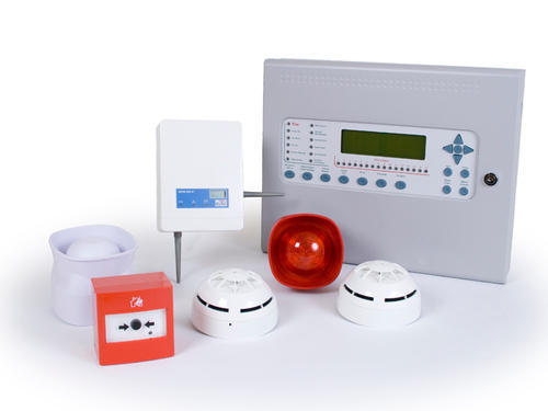 Image result for automatic fire alarm system