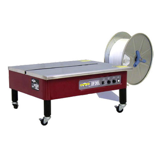 Automatic Low Table Strapping Machines