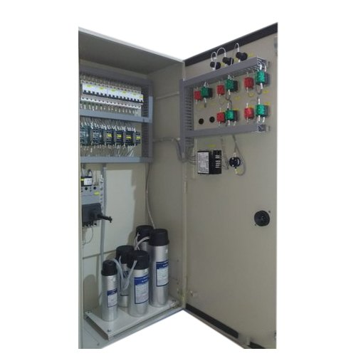 Automatic Power Factor Correction Control Panel