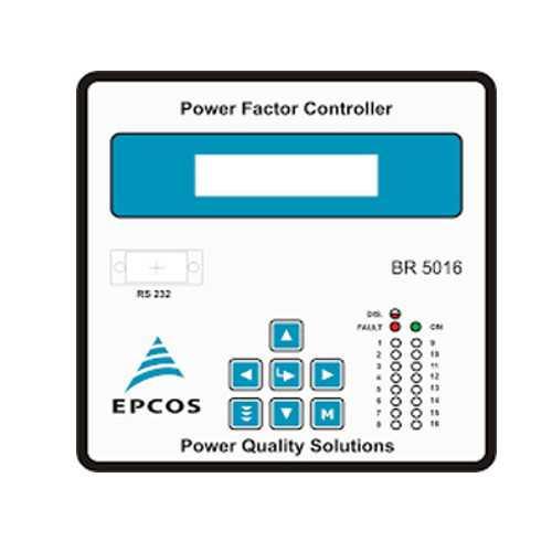 Automatic Power Factor Correction Controller