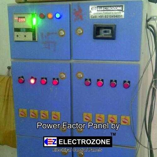 Automatic Power Factor