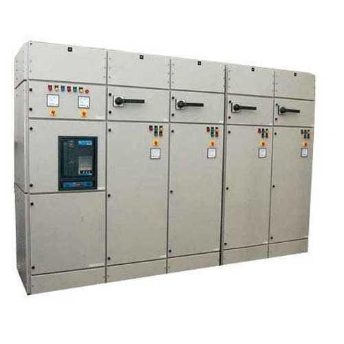 Automatics Power Factor Control Panel