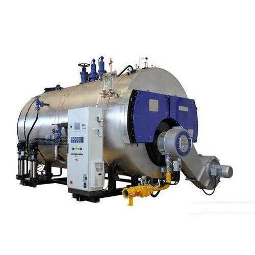 Automation System For Boilers