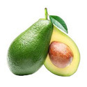 Fresh or dried avocados