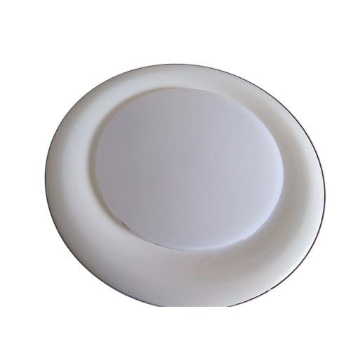 Backlit Round Panel Light