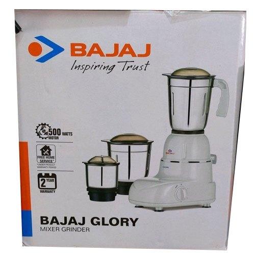 Bajaj Mixer Grinder With 3 Jars