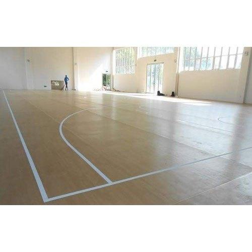 Basket Ball Court Flooring