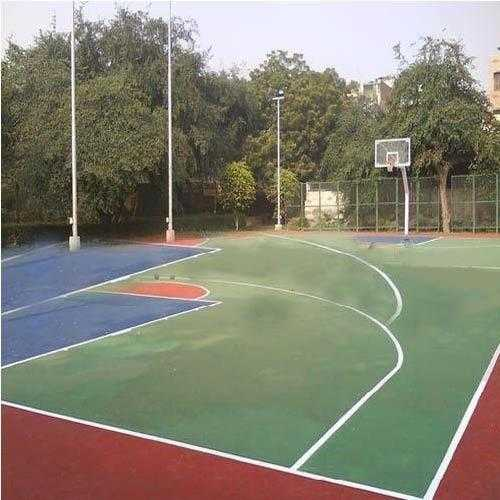 Basketball Flooring Services