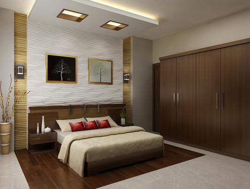 Bedroom Interiors Design