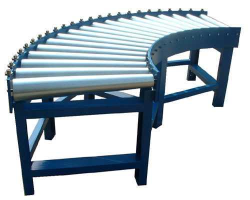 Bend Roller Conveyor