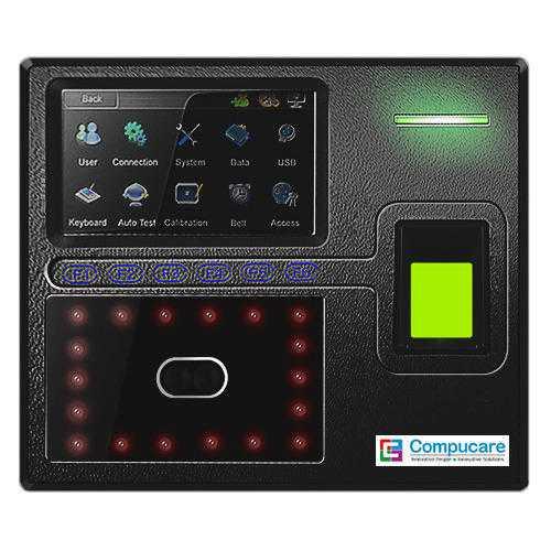 Biometric Attendance Machine Access Control