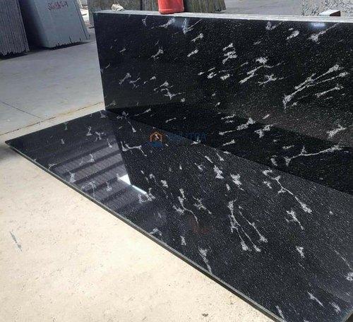 Black Granites Slab