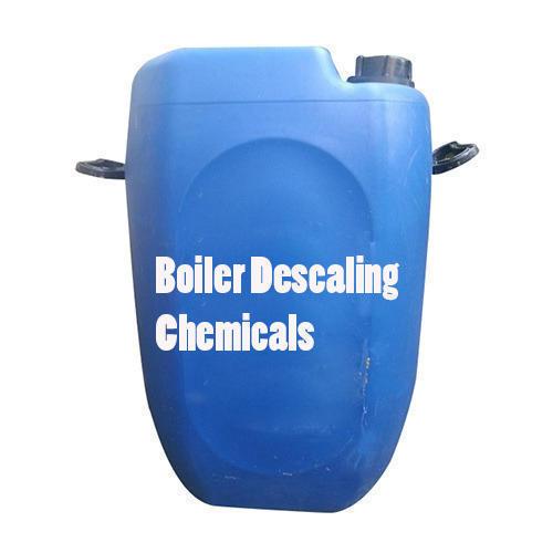 Boiler Descaling Chemicals