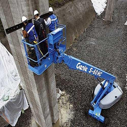 Boom Cranes Rental Services