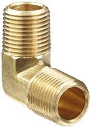 Brass Male Elbows