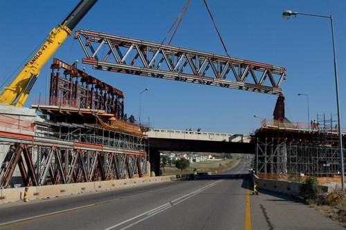 Bridge Road Construction Service