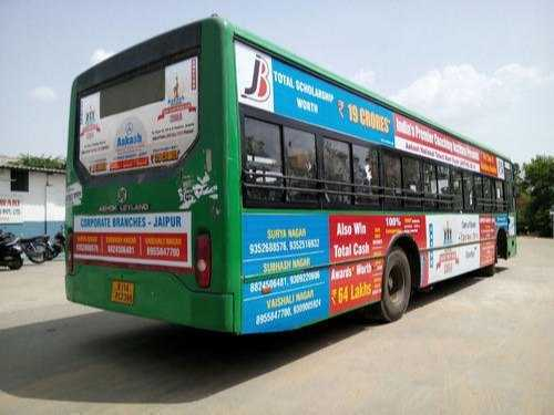 Bus Shelters Advertising Service