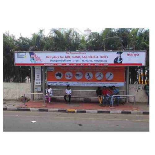 Bus Shelters Advertising