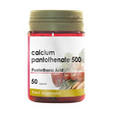 """D-Pantothenic or DL-pantothenic acid """"Vitamin B3 or B5"""" and their derivatives, used primarily as vitamins"""