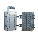 Injection or compression-type moulds for rubber or plastics