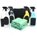 Washing preparations, incl. auxiliary washing preparations and cleaning preparations put up for retail sale