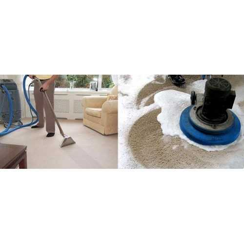 Carpet Cleaning And Shampooing Services