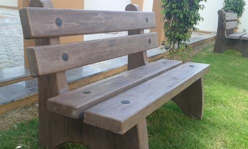 Casting Garden Benches