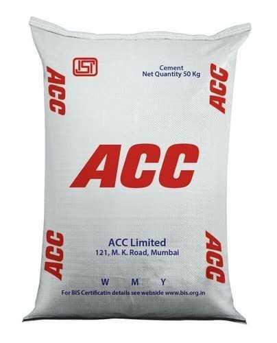 Cement Acc