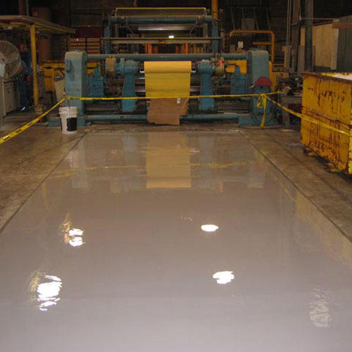 Chemical Resistant Epoxy Flooring