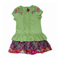 Babies' garments and clothing accessories of cotton