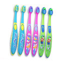 Tooth brushes, incl. dental-plate brushes