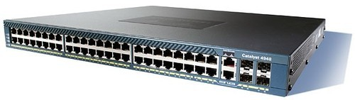 Cisco Port Switch