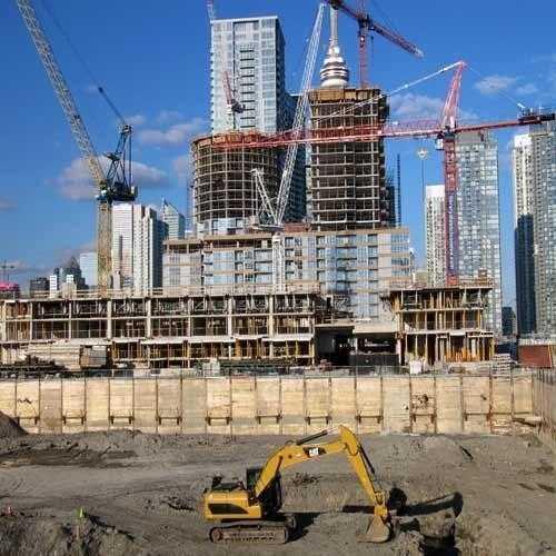 Civil Construction Works Services