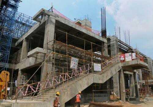 Civil Works Construction Service
