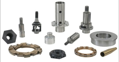 Cnc Turning Precision Components