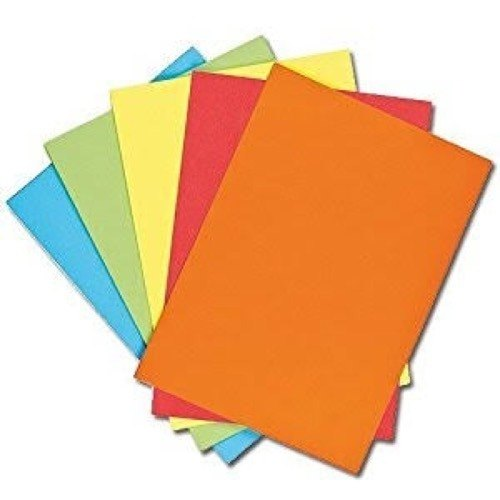Coloured Printing Papers