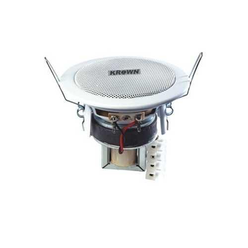 Compact Ceiling Loudspeaker