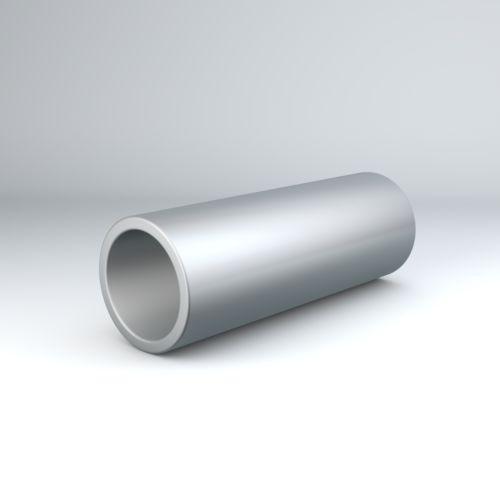 Compressed Aluminium Pipes