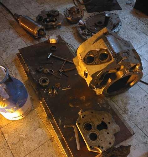 Compressor Repair And Servicing