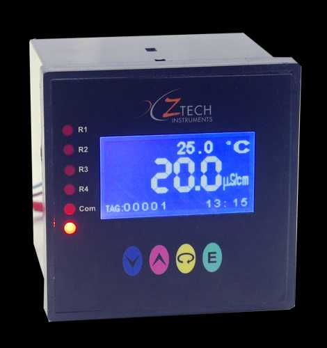 Conductivity And Tds Meter