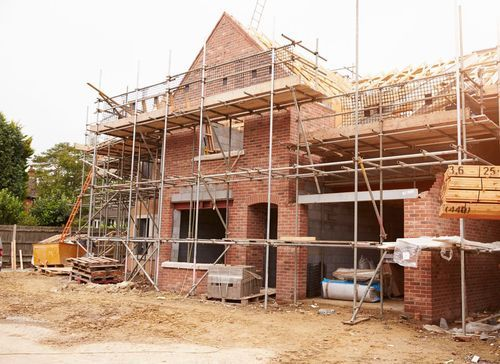 Construction Of Residential Project