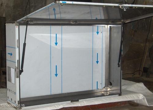 Control Panel Board Fabrication