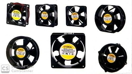 Cooling Axial Fans