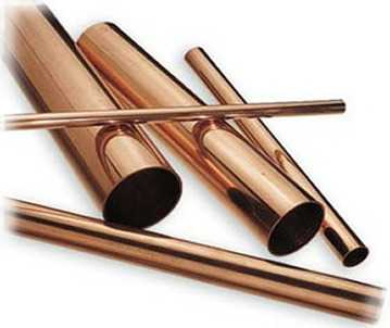 Copper Alloys Pipes