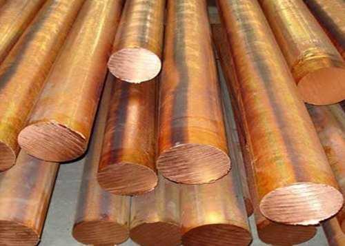 Copper Chromium Alloys