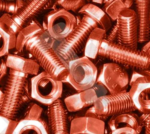 Copper Nut Bolts