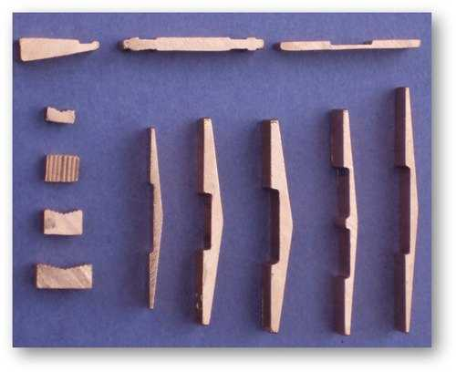 Copper Profiles Section