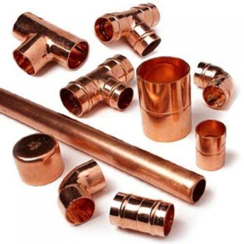 Copper Tubes And Fittings